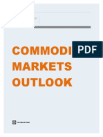 comodity market outlook