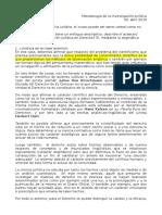 Metodología de La Investigación Jurídica 30-04-2019