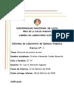 OBTENCIÓN DE ACETATO DE ETILO