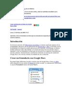 Manual Encuestas Formularios google.docx