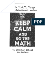 the distributive property - solutions