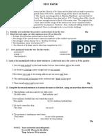 Test Paper.gr1