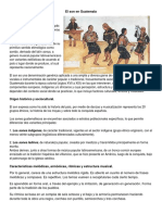 El Son en Guatemala Y sus características / Otros