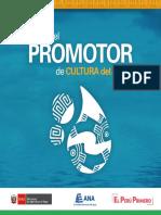 Guía Del Promotor de Cultura de Agua