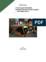 Indepth Report-Era Konvergensi Telematika Bagaimana Membela Hak-Hak Korban Lumpur Dari Dunia Maya