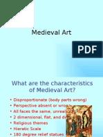 Medieval & Renaissance Art Comparison