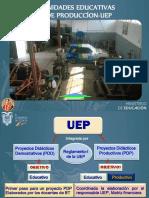 Presentación UEP GGT
