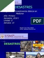 Desastres PBM 2018