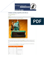 Arduino Lcd Tutorial
