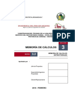 1 Memoria Pórtico-Albañilería
