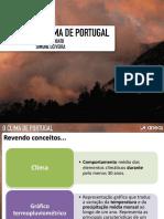Ppt_clima de Portugal