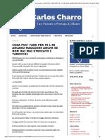 Carlos Charro - Consulto Di Cartomanzia_ Cosa Puo' Fare Per Te l'Xi Arcano Maggiore Anche Se Non Hai Mai Studiato i Tarocchi