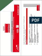 Vetri Tripli e Giunto Caldo - Miglioramento Dell Efficienza Energetica Della Finestra. f. Righetti - Glas Mueller