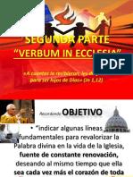 Verbum domini segunda parte.pptx