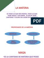 LA MATERIA CRISS 2019.ppt