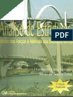 LIVRO - Análise Estrutural -Métodos das Forças e Deslocamentos.pdf