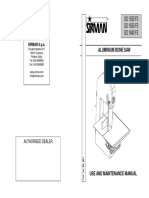 SO 1550 F3 User Manual