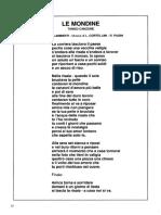 DO - Le Mondine