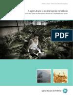 A Agricultura e as Alteracoes Climaticas