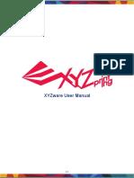 XYZware User Manual en V3.4