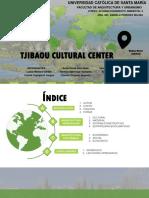 Centro Cultural Tijbaou - Renzo Piano