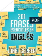 201 Frases Esenciales en Ingles - Janet Gerber