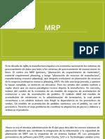 Mrp Unidad III Ao II
