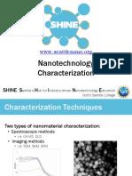 Nano Characterization Lecture4