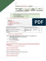 Evaluacion c2 c.naturales 3º