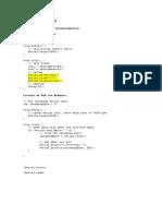 Comunicación Matlab-Arduino via - u s b
