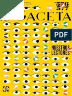 Gaceta FCE diciembre