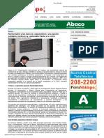 Norinchukin y Los Bancos Cooperativos