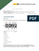 Tool Program Mode
