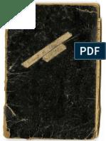 Carnet de Guerre d'Albert Labbe - 1ere Guerre Mondiale