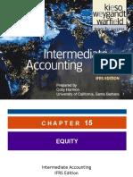 Kieso Inter Ch15 IFRS (Equity)