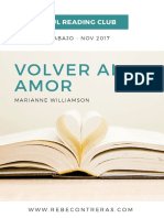 Libro de Trabajo Volver Al Amor Nov 2017