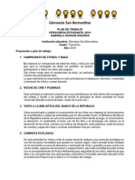Plan de Gobierno Gabriela Dussan