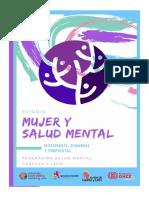 Estudio Mujer Salud Mental 2018