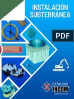Catalogo Incom Subterraneo