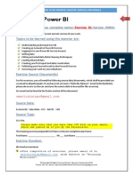 Introduction to MS Power BI Desktop - Exercise 01 - Understanding and Using Power BI - V23