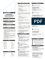 Resume _ Piradeepan