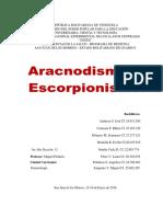 Aracnodismo y escorpionismo