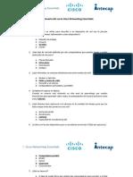 Solucionario Networking Essential 1.0 1-4 INTECAP