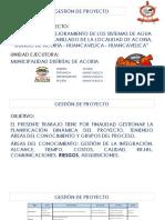 Evaluacion de Riesgo - Diseño en La Construccion