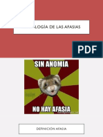 Las Afasias, Tomo I y II (Alfredo Ardila, 2006)
