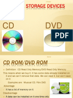 Storagedevices CD's
