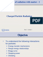 5Rad. Interaction With Matter 1-Charged Particles