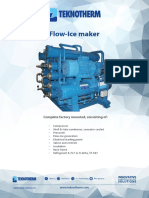 Flow Ice Maker
