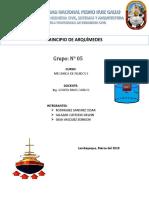 Mecánica de Fluidos 2 - UNPRG
