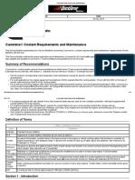 Manual de Serviços de Fluidos para Produtos Cummins®